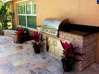 Outdoor Kitchens Bbq S New Orleans Slidell Covington